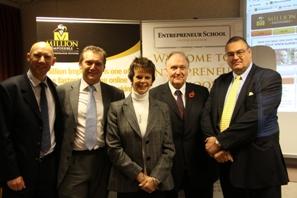 Entrepreneur School Guildford Launch Night